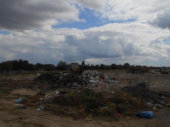 Письмо в редакцию (Татьяна Салабуда) - Так быть Цюрупинску мусорной свалкой города Херсона или нет?