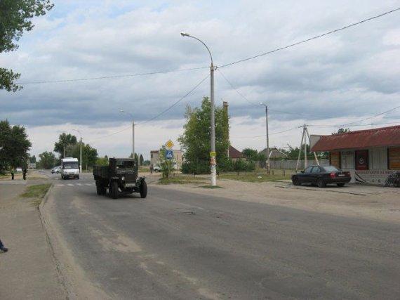 Раритетные авто, из которых в Херсоне делают памятники, в Цюрупинске успешно ездят по дорогам (фотофакт)