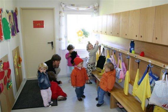 Относительно питания в детских садах города