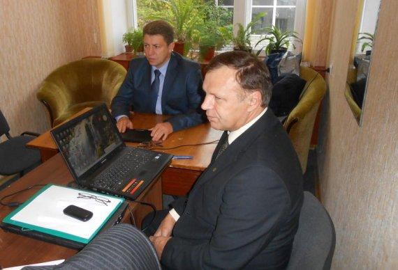 Сегодня народный депутат от парламентской партии ВО «Свобода» Олег Панькевич провел личный прием граждан в Цюрупинске.