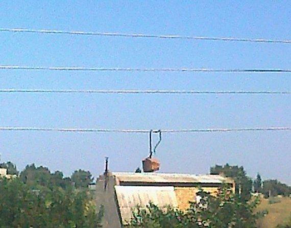 """Как цюрупинские электрики """"решают вопросы"""" (фото)"""
