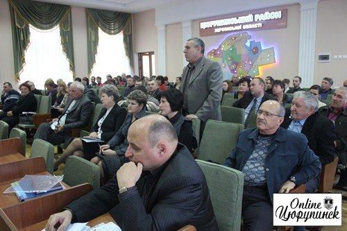 Голова облдержадміністрації провів особистий прийом громадян у Цюрупинському районі
