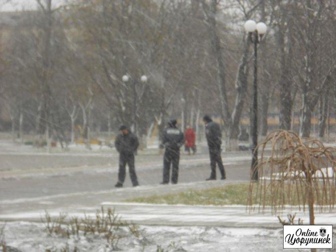Цюрупинск просыпается - народное вече 08.12.13 (фото/видео)