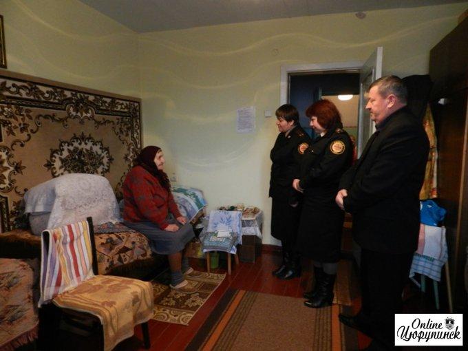 У Голопристанському і Цюрупинському районах триває Місячник пожежної безпеки у житлі