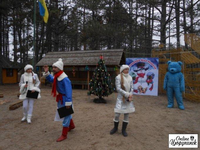 Дед Мороз приехал! Теперь он ждет гостей в своей резиденции!