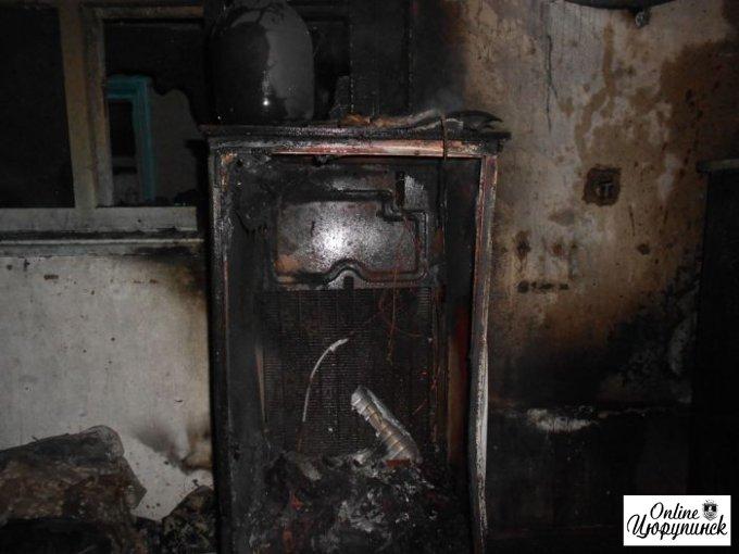 У Цюрупинську врятували 37-річного чоловіка (ФОТО)
