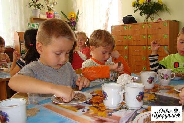 В теме с питанием в детских садах теперь будет тихо?