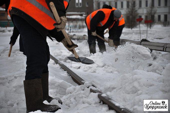 Улицы Цюрупинска будут убирать осужденные