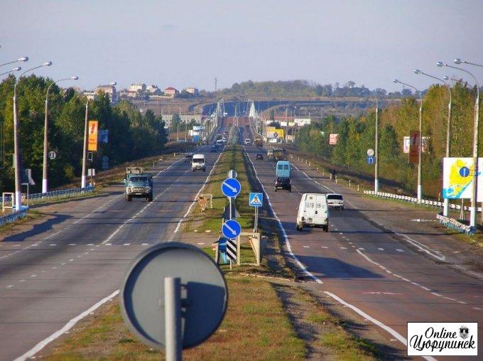 Транспорт та безпека руху в Цюрупинську