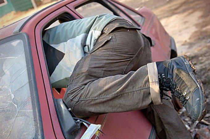 Будьте внимательны, в Цюрупинске разгулялись автомобильные воры