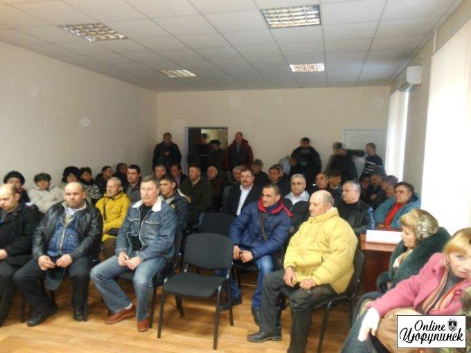 Состоялось заседание координационного совета цюрупинчан