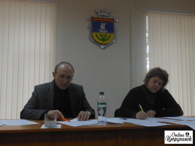 В Цюрупинске создан координационный штаб