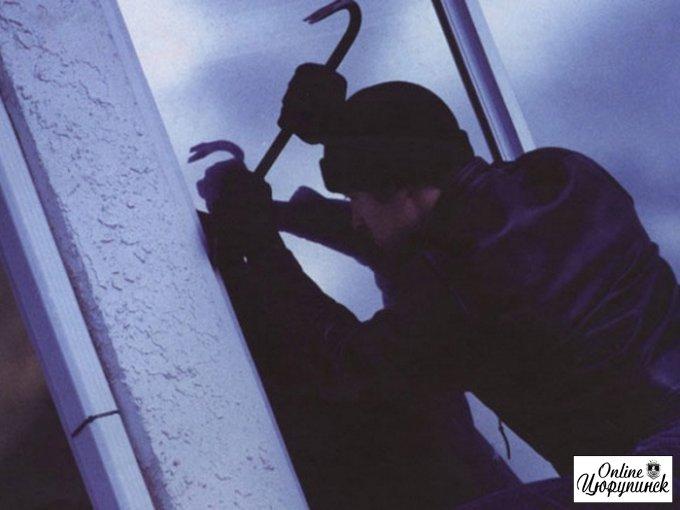 Ночные кражи в Цюрупинске