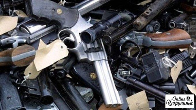 Суд вынес приговор, за хранение дома оружейного арсенала