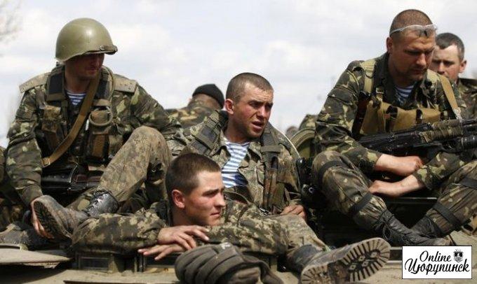 Приглашаем цюрупинчан на встречу с бойцами из зоны АТО