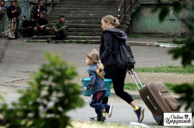 Быть беженцем из зоны АТО в Цюрупинске, крайне сложно. Помогите!