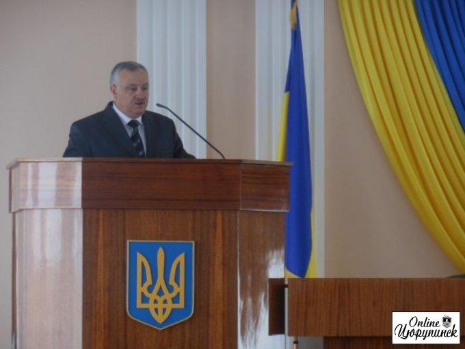 """Борисов уверенно лидирует среди читателей """"Цюрупинск Online"""""""