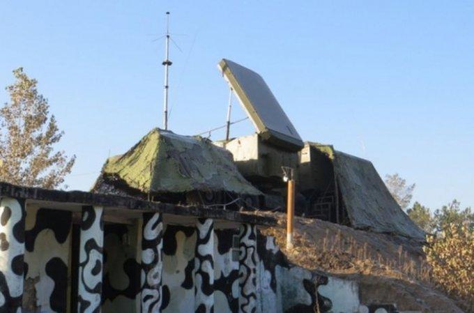 Відремонтований комплекс направлений в одну з частин в Цюрупинському районі
