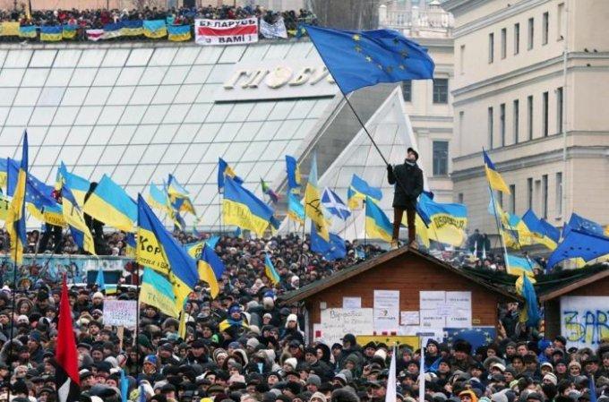 Мій Євромайдан - cпогади