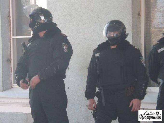 Официальный комментарий МВД относительно вчерашних событий возле Цюрупинского районного суда