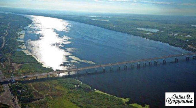 Як пильнують мости на Херсонщині (відео)