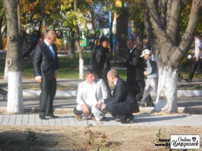 Цюрупинчане готовят открытое письмо относительно Алексея Журавко