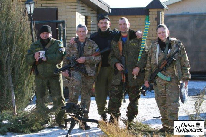 "Чем живут бойцы батальона ""Айдар"" на фронте? (фото)"