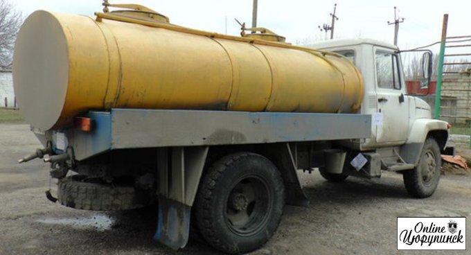 Продолжение темы о хищении воды в Цюрупинске