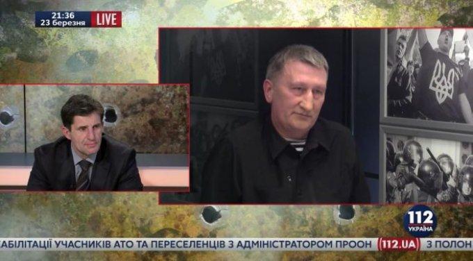 Цюрупинчанин Виктор Дегтярев про ситуацию в зоне АТО