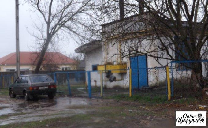В Цюрупинске пятый день вырезают на металл оборудование из котельной?