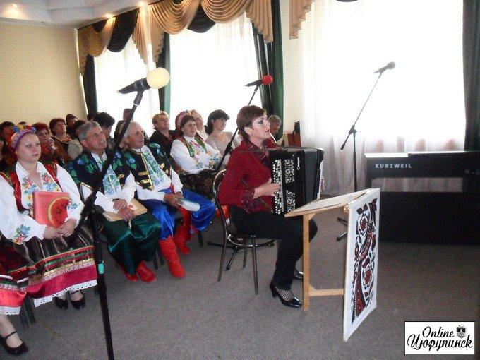 Семінар по вокально-хоровому жанру народної пісні