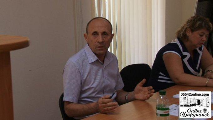 Плотников и Житченко придумали как наполнить бюджет Цюрупинска
