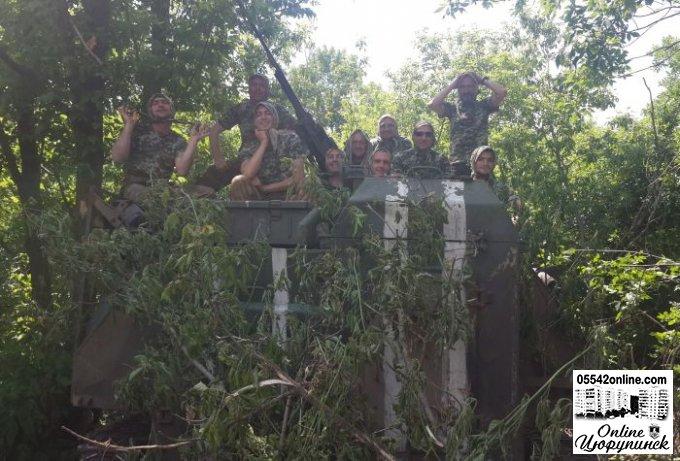 В Одессу вернулись демобилизованные артиллеристы 28-й бригады - Цензор.НЕТ 4175