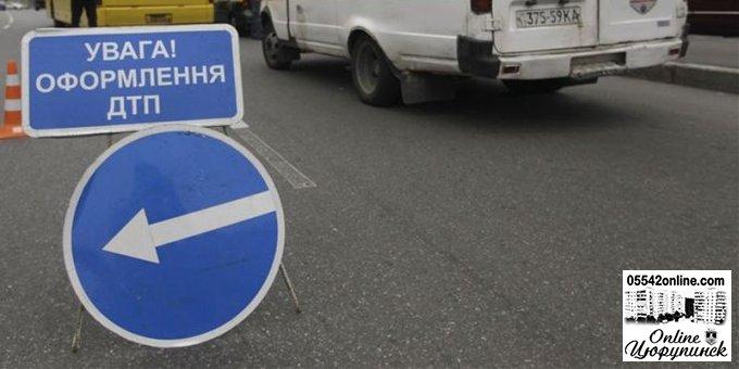 У Цюрупинському районі в ДТП загинув водій автомобіля «MERCEDES»