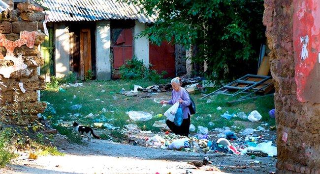 Цюрупинские бомжи не избили автотуриста из Херсона