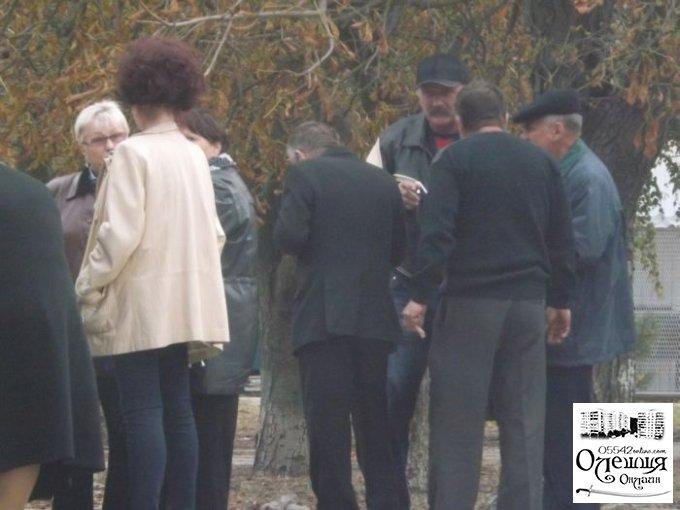 Подкуп избирателей в Цюрупинске