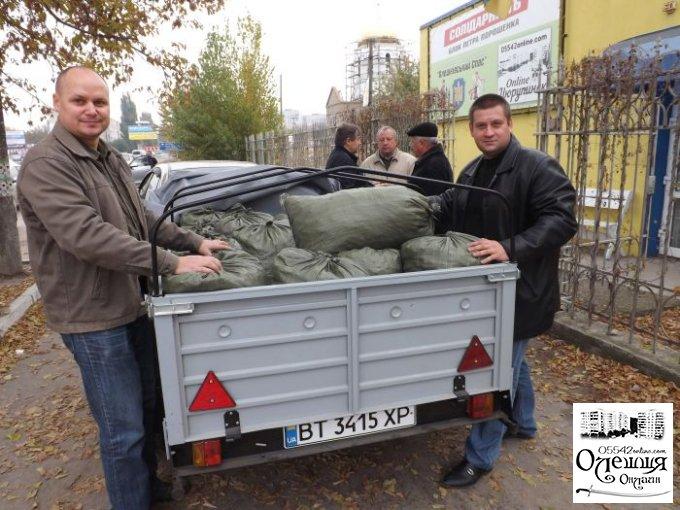 Цюрупинский район стал чемпионом по сбору крышечек от пластиковых бутылок (фото)