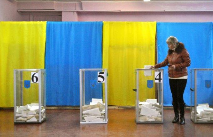 У Цюрупинську результати виборів оголошені з затримкою