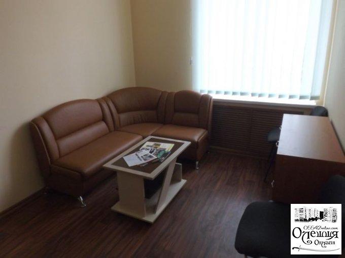 Про новую мебель в кабинете цюрупинского мэра