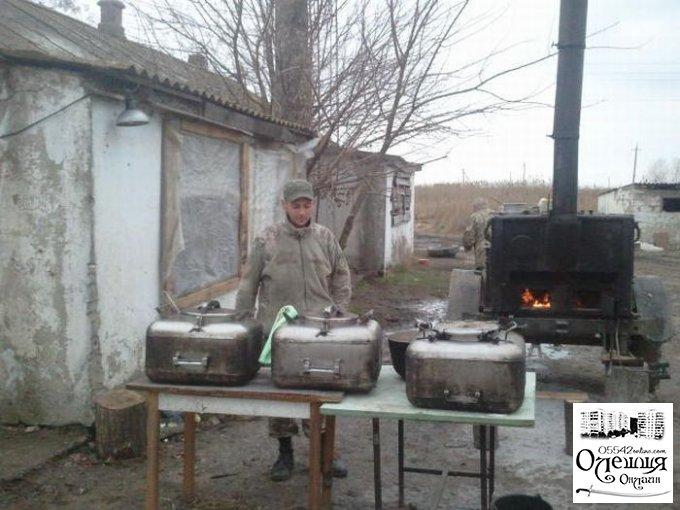 Цюрупинские волонтеры продолжают активно помогать армии