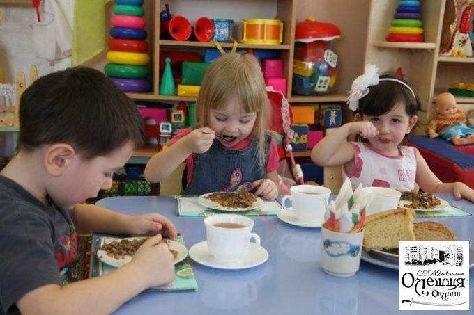Как и чем кормить детей в дошкольных учреждениях Цюрупинска