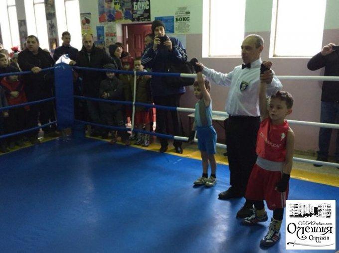 Цюрупинські боксери переможці відкритої першості ОДЮСШ «Спартак»