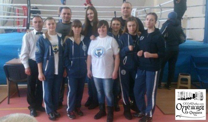 Цюрупинчанка призерка кубку України з боксу