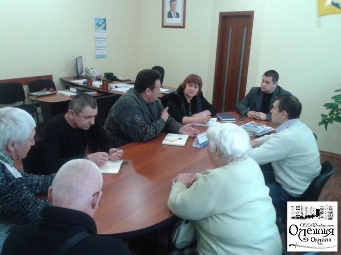 Відбулася традиційна зустріч воїнів–інтернаціоналістів з міським головою