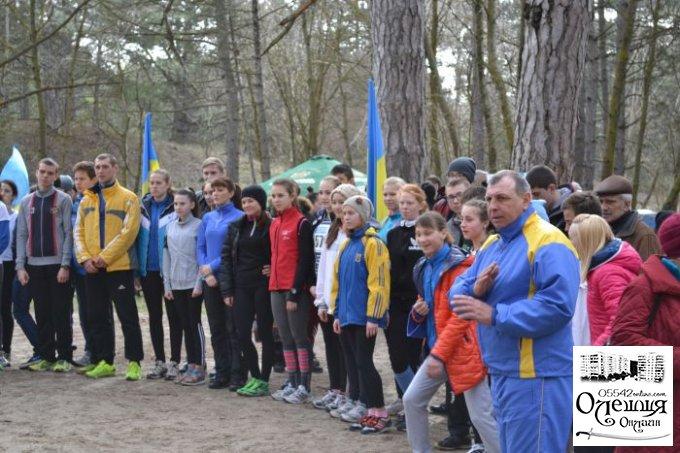 Сьогодні у Цюрупинську стартував всеукраїнський легкоатлетичний крос