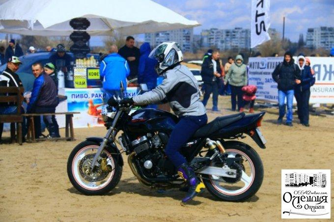 Впечатление от первого этапа чемпионата Украины по мотокроссу в Цюрупинске (фото)