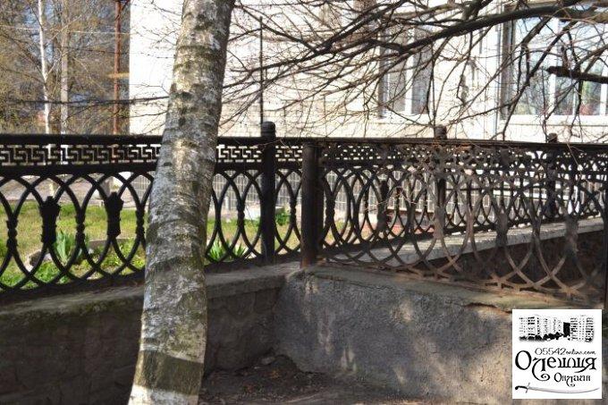 """Цюрупинский выконком пожертвует своим забором ради """"Парка Славы""""?"""