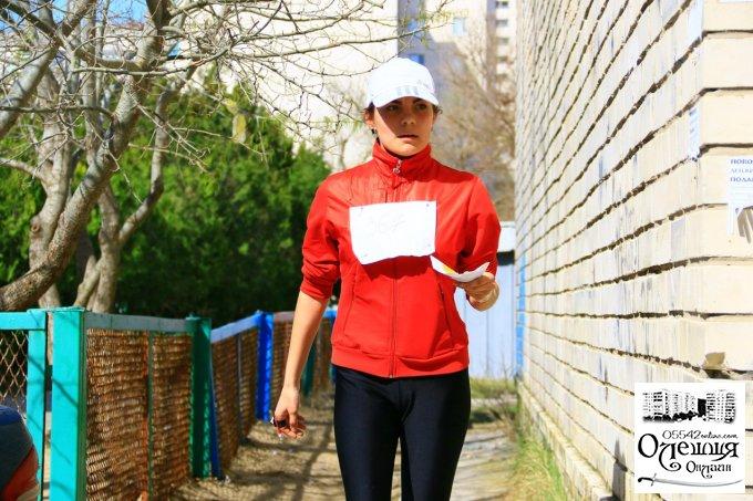 В Цюрупинске состоялись соревнования по ориентированию (фото)