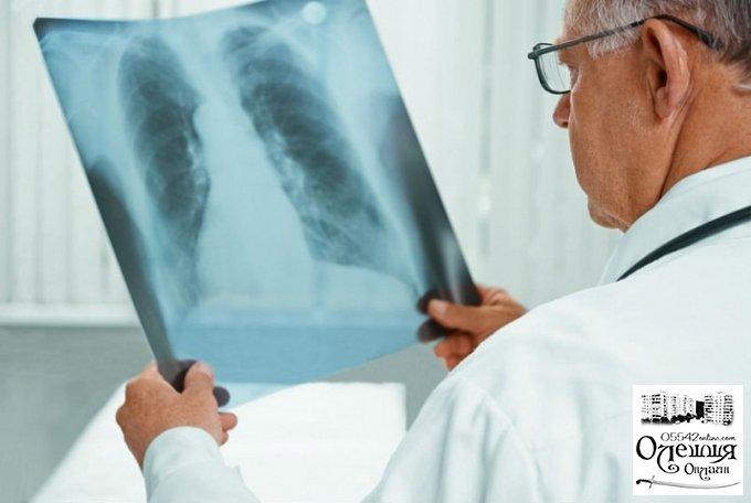 Допомога хворим на туберкульоз у Цюрупинську