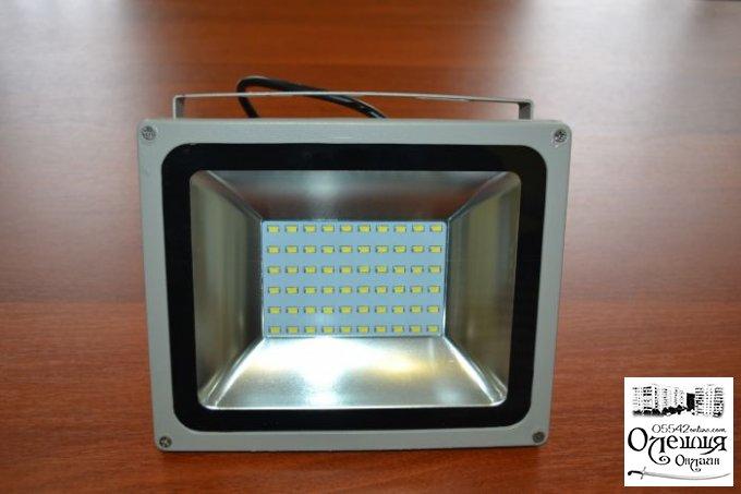 У Цюрупинську роблять перші кроки щодо впровадження LED технологій